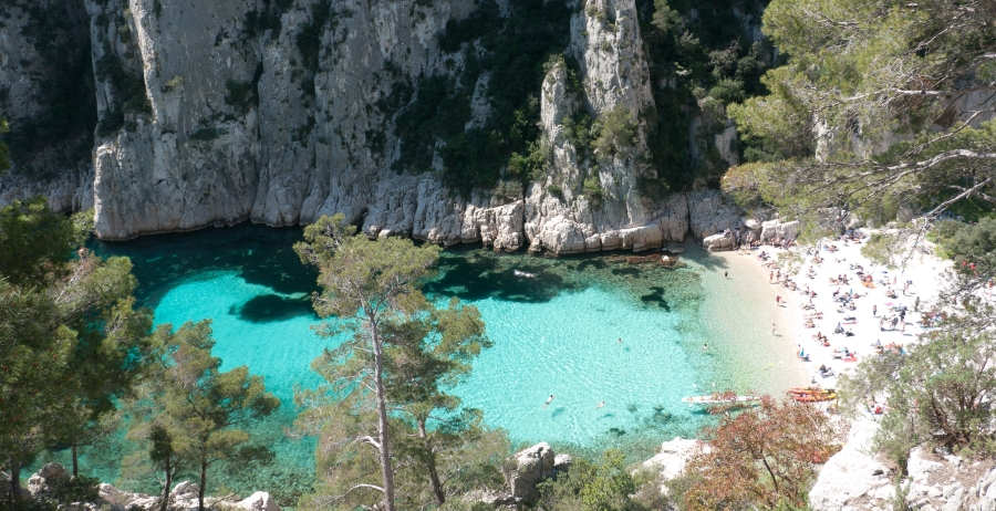 Best hidden beaches in Europe by Luxe Beach Baby