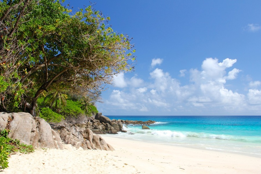 Seychelles - Top 10 beach destinations for winter sun by Luxe Beach Baby