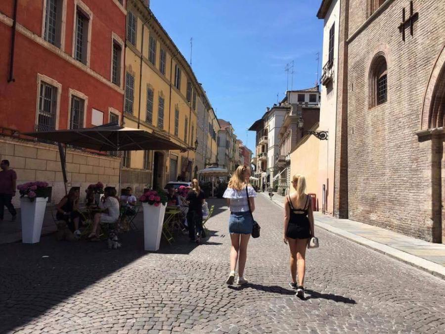 Girls weekend away to Parma, Italy by Luxe Beach Baby