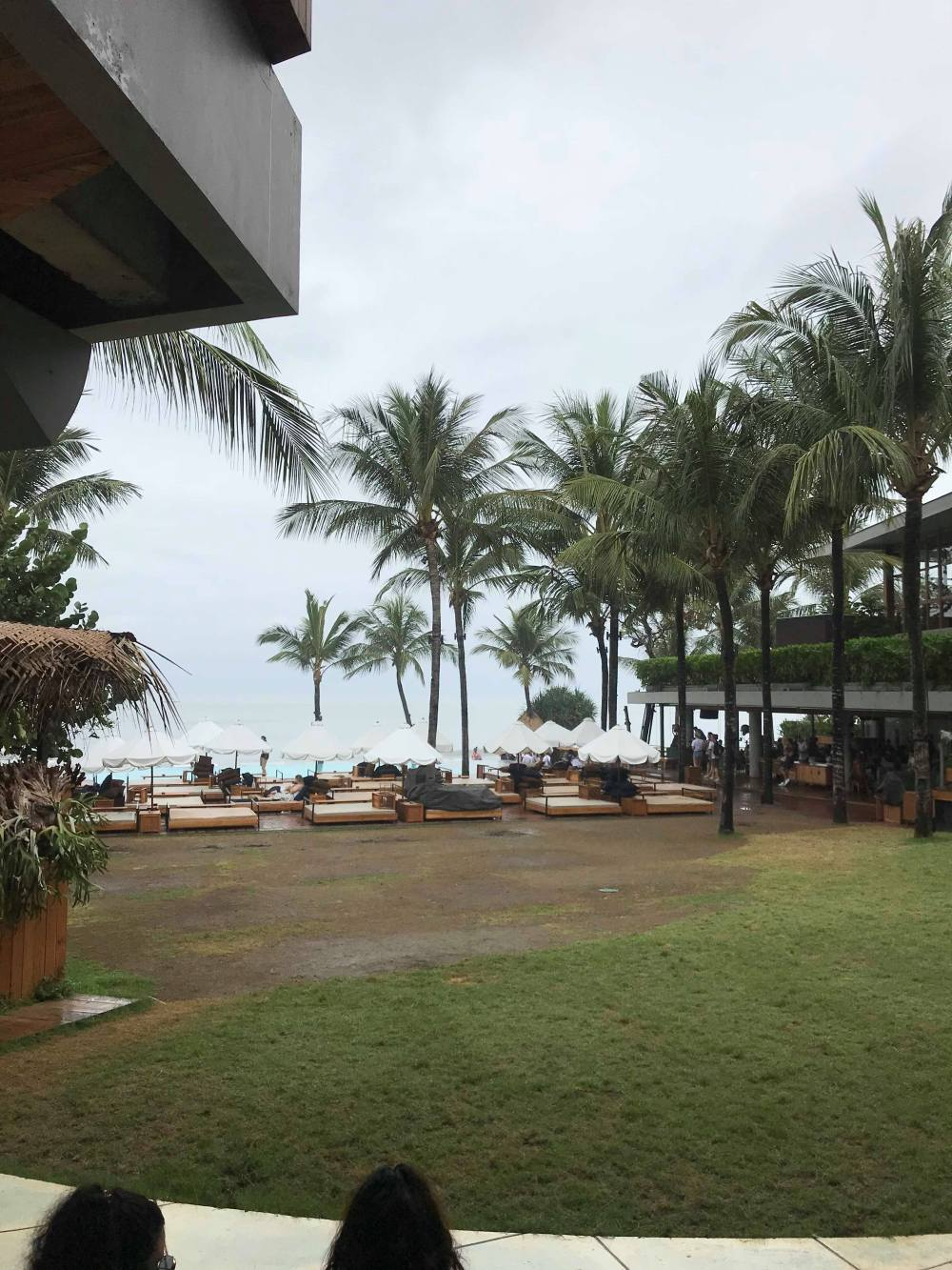 Review of Potato Head beach club in Seminyak, Bali by Luxe Beach Baby